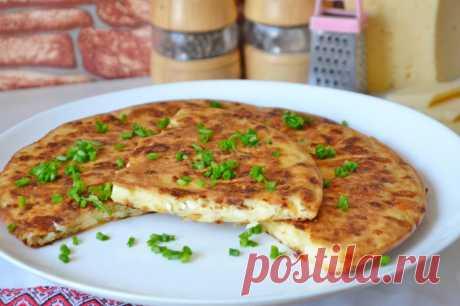 Хачапури на рисовой муке на сковороде рецепт с фото пошагово - 1000.menu