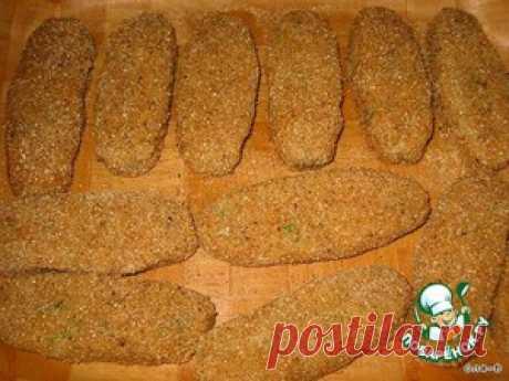 Рыбные палочки по-домашнему - кулинарный рецепт