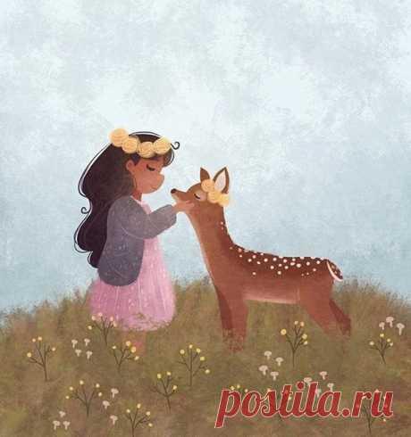 Сколько бы не было у человека друзей, он все равно будет одинок, если рядом с ним нет того, кого он любит...