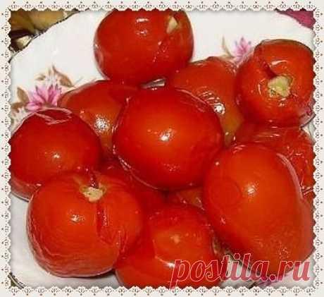 Рецепты быстрого приготовления малосольных помидоров в кастрюле и в банке