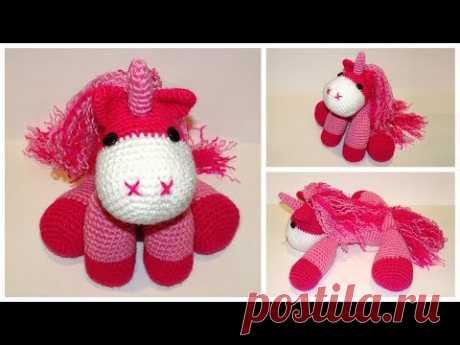 El unicornio por el gancho...