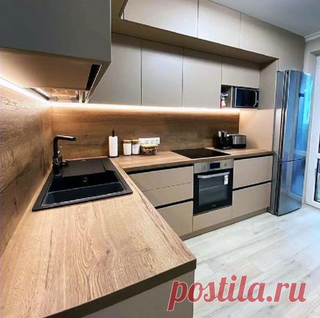5 грамотных решений в ремонте кухни, которые сделали ее идеальной   Ваш личный мебельщик   Яндекс Дзен