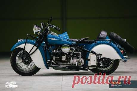 Свои против своих. Извечный соперник Harley-Davidson. | Мотомир Вячеслава Шеянова | Яндекс Дзен