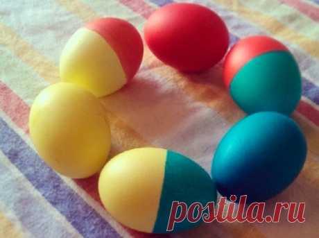 Десять лучших способов покраски яиц к Пасхе - МИР24 Десять лучших способов покраски яиц к Пасхе