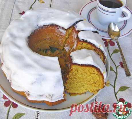 Мандариновый бисквит Кулинарный рецепт