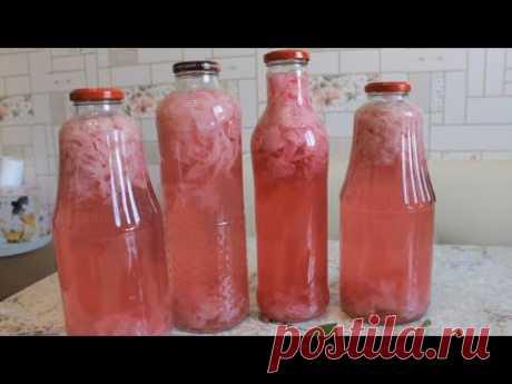 Компот из Чайных Роз на Зиму!!! Rose Water 🌹🌹🌹Лучший летний напиток!