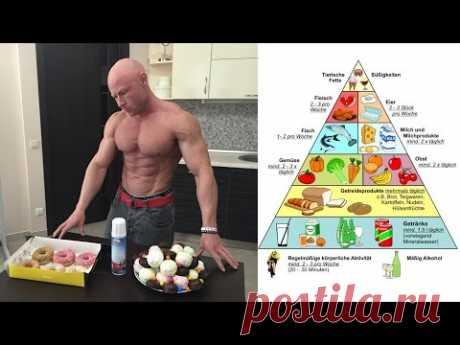 Экстремальный Рацион питания / Экстремальные результаты на сушке /  диета /