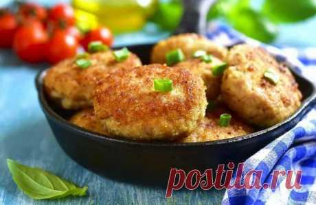 Котлеты из куриного фарша – рецепты сочных и вкусных котлет