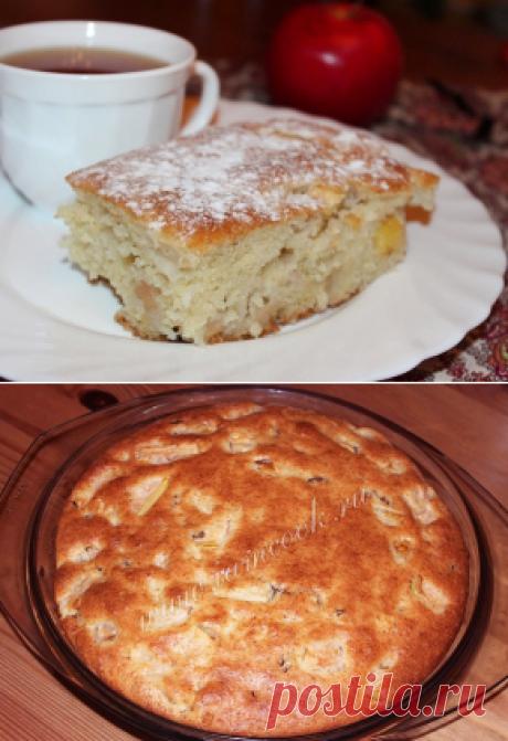 Шримати - индийский яблочный пирог, рецепт с фото.