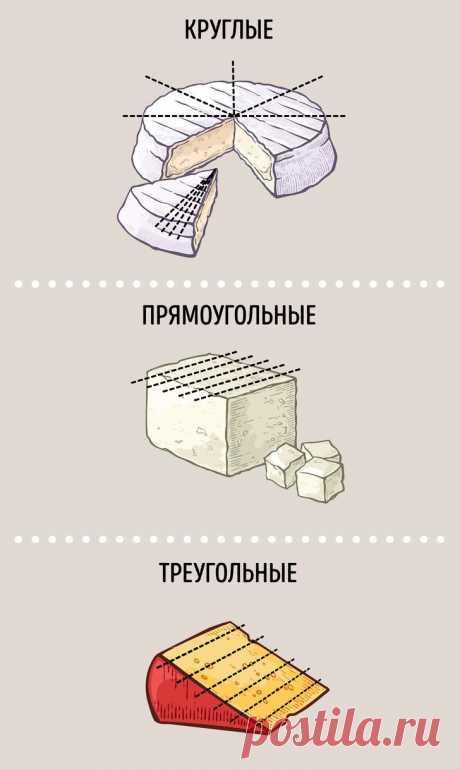 Как отличить настоящий сыр от подделки и всё, что нужно знать об этом продукте - Бабушкин Рецепт