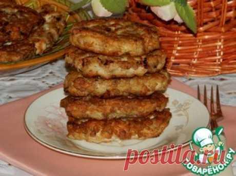 Las croquetas «el ofrecimiento Zarista» - la receta de cocina
