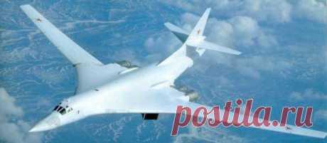 Ту-160.Стратегический сверхзвуковой бомбардировщик