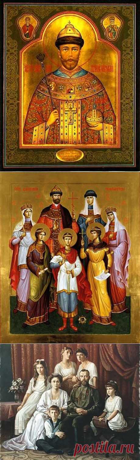 Молитва ко Святому Страстотерпцу Царю мученику Николаю.