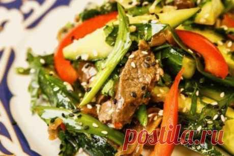 Острые салаты: простые рецепты изысканных блюд | Кулинарная статья на koolinar.ru