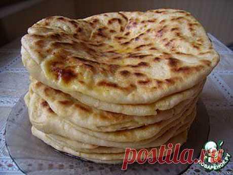 Хачапури - кулинарный рецепт