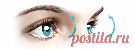 Гимнастика для глаз: 6 упражнение из 10 - Глазные капли ВИЗИН ®