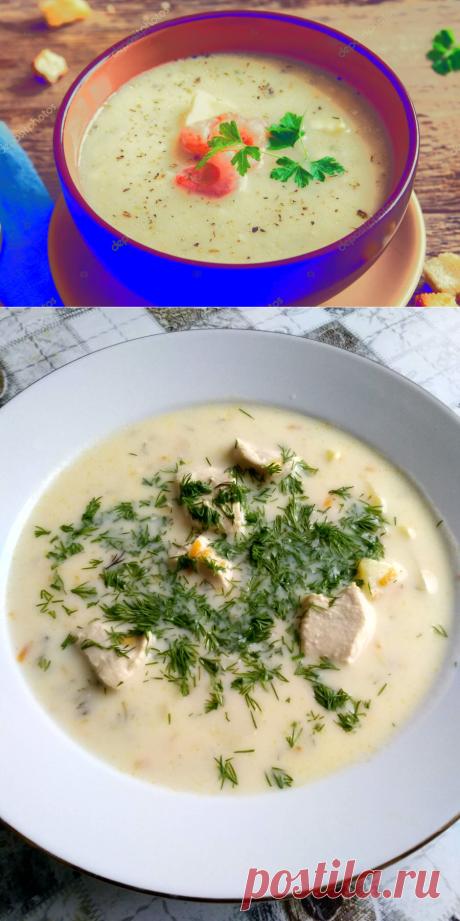 """Сырный суп, который я ем и при этом худею.   """"ОколоПП""""    Яндекс Дзен"""