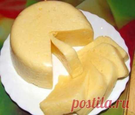 Сыр домашний из творога и молока | Готовим вкусно и по-домашнему