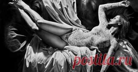 На первый взгляд, это снимок полуобнаженной девушки. Но когда я подошел ближе… — Жизнь под Лампой!