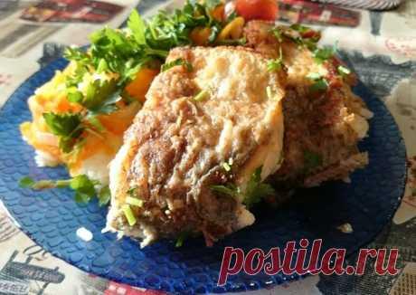 Домашняя рыбка Автор рецепта Изалия - Cookpad