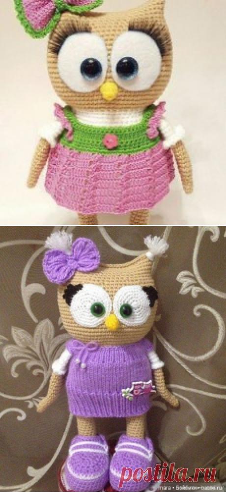 Схемы вязания мочалок игрушек