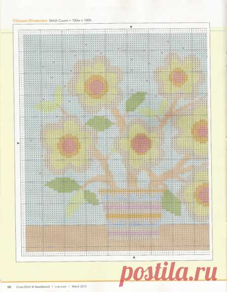 (11) Gallery.ru / Фото #25 - cross_stitch_e_needlework-2013.03 - Chispitas
