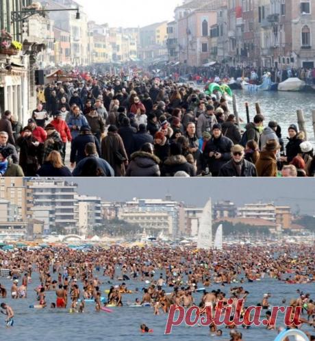 Абсолютный рекорд Италии: В 2017 году страну посетило 123 миллионов туристов - новости Италии