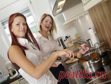 20 хитростей, которые облегчат жизнь на вашей кухне - люди на кухне - Кухня - Аргументы и Факты
