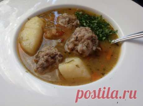 Вкусный суп кюфта – бозбаш. Домашний рецепт с фото. | Кулинарные рецепты