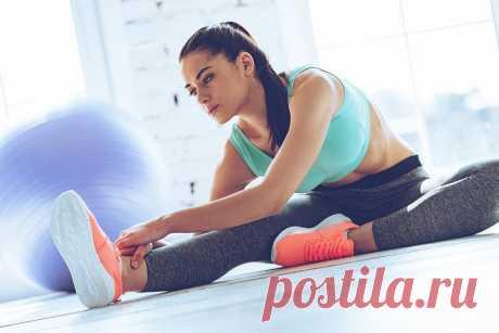 Наиболее эффективные упражнения на растяжку и гибкость