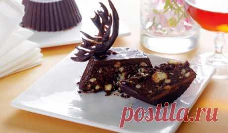Шоколадный десерт - Пошаговый рецепт с фото своими руками Шоколадный десерт - Простой пошаговый рецепт приготовления в домашних условиях с фото. Шоколадный десерт - Состав, калорийность и ингредиенти вкусного рецепта.