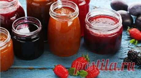 9 правил волшебного варенья плюс 23 чудесных сочетания фруктов, овощей и ягод для его варки