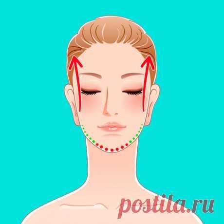 5 упражнений, которые подтянут лицо / Все для женщины