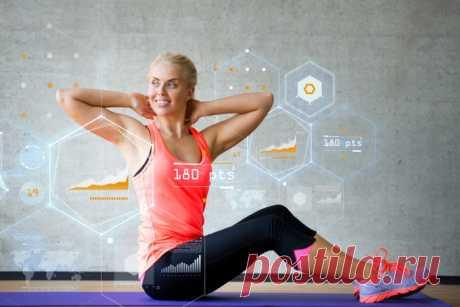 Секрет стройности: ударная тренировка для красивых рук и пресса