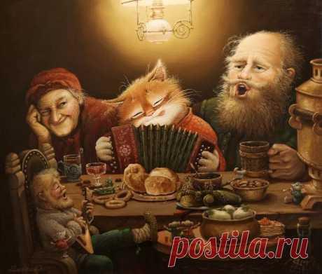 декупаж картинки сказки кота: 8 тыс изображений найдено в Яндекс.Картинках