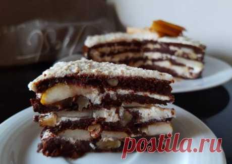 ПП торт без сахара - пошаговый рецепт с фото. Автор рецепта Татьяна Сергеевна 🏃 🌱🌳 . - Cookpad