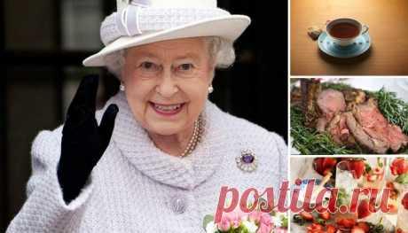 Меню британской королевы Елизаветы II Что подают к столу британской королевы Елизаветы II.Многие представляют, что монархи питаются...