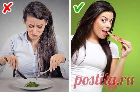 Что такое интуитивное питание и почему оно круче всех диет!!!
