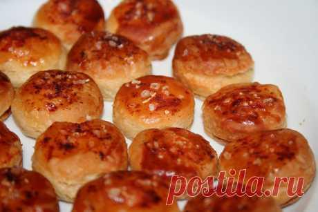 """Закусочный снэк """"пупырышки"""" - Простые рецепты Овкусе.ру"""