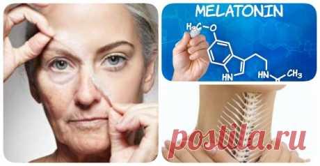 Мелатонин — причина долголетия. Способ поднять его уровень в организме - interesno.win Мелатонин — причина долголетия. 😴😴 Что делать, чтобы увеличить выработку мелатонина? ☝☝👍...