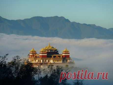 Непал — мистическая страна