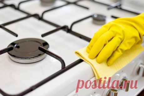 Теперь газовую плиту можно не мыть. Эффективный способ, благодаря которому плиту можно мыть только раз в месяц | Современная мама | Яндекс Дзен