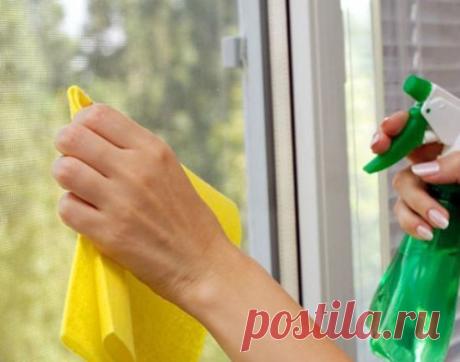 Как ухаживать за пластиковыми окнами: 7 советов профессионалов