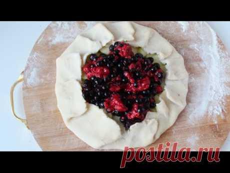 Галета ягодная хрустящая / Crisp Biscuit Berry