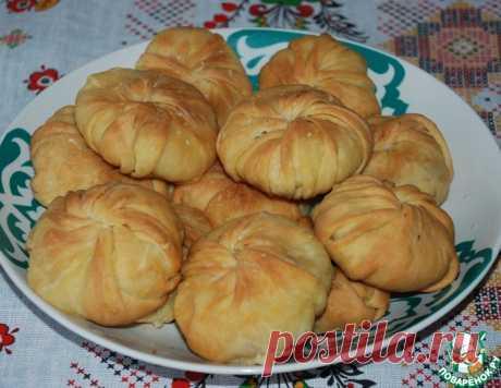 Арабская домашняя самса – кулинарный рецепт