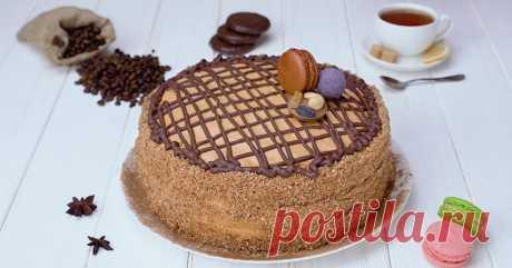 Вкусный торт «Витязь»: сногсшибательный десерт для любого застолья