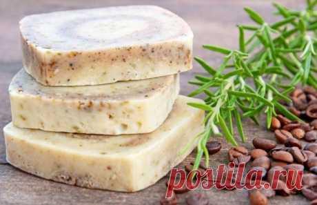 Остатки мыла – в дело для тела: готовим антицеллюлитное мыло-скраб - Советы и Рецепты