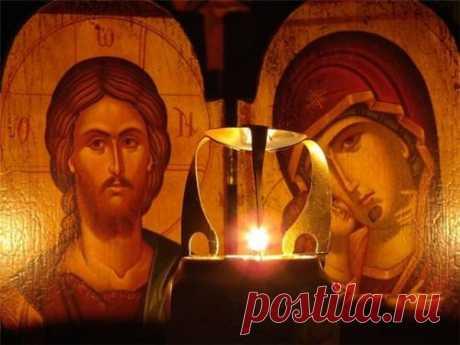 Молитвы, очищающие душу отнегатива