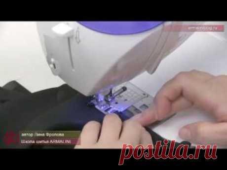 [Шитье] Как кроить и шить быстро, красиво и аккуратно. Подборка МК