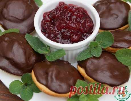 """Печенье по мотивам """"Причуды"""" – кулинарный рецепт"""